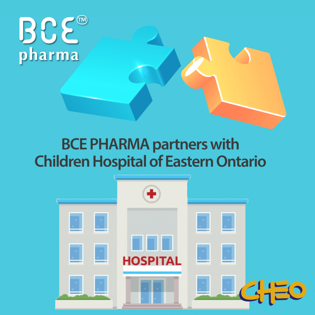 partnership BCE CHEO